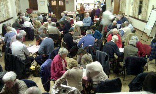 Quiz and Puds, Drimpton Village Hall
