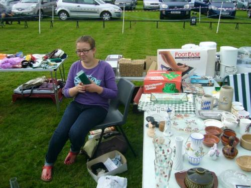 Bric & Brac stall a great success